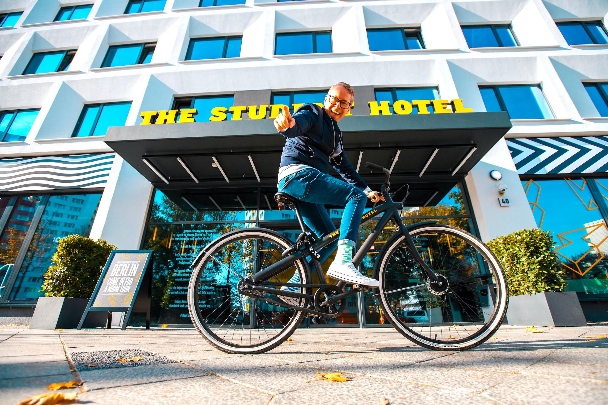 The Night Driver Gerry Bike eBike Mobility